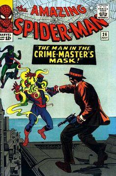 Amazing Spider-Man # 26 by Steve Ditko