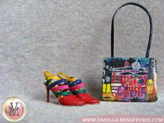 In LOVE - Shoes & Bags | Vanilla Miniatures