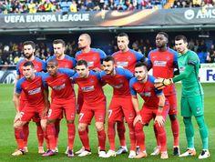 Soccer Teams, Football Soccer, Football Is Life, Just A Game, Europa League, Romania, Sports, Football, Prague