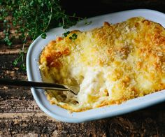 Use Puhoi Valley organic Half & Half milk to make the most velvety and delicious Macaroni Cheese. Try this recipe.