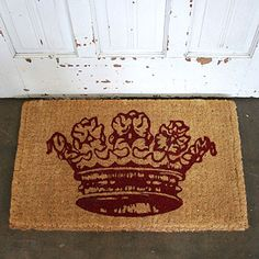 OMG I HAVE TO HAVE THIS FOR OUR HOUSE!!! #CrownFreak