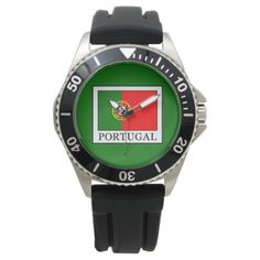 Portugal Watch - love gifts cyo personalize diy