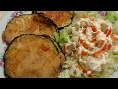 San Jacobos de berenjena - YouTube Zucchini, Side Dishes, Make It Yourself, Vegetables, Youtube, Casseroles, Food, Simple, Tuna Cakes