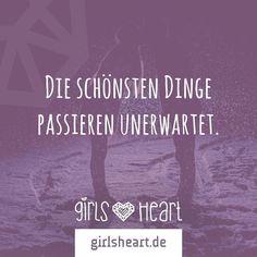 Habt einen schönen Start in die Woche! Mehr Sprüche auf: www.girlsheart.de…