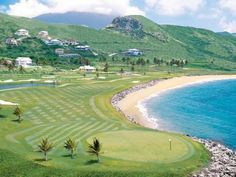 The St Kitts Marriott Resort is a 4-star resort located in Frigate Bay, offering direct access to the Royal St Kitts Golf Course. The luxurious hotel features spacious rooms and a wide array of excellent facilities, including 8 restaurants and bars, 3 pools and a hot tub, a full-service spa and a gym, and even a casino.