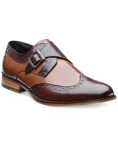 7406d42e2ec Stacy Adams Stratford Monk Strap Loafers Herenschoenen, Warme Schoenen,  Schoenen Online, Ridders