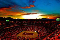 Match Point | Indian Wells Tennis Garden - The Carrie Source