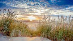 Nieuw in mijn Werk aan de Muur shop: Strand van Ameland