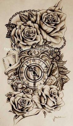 the best full sleeve tattoos Forarm Tattoos, Forearm Sleeve Tattoos, Forearm Tattoo Design, Full Sleeve Tattoos, Sleeve Tattoos For Women, Tattoo Sleeve Designs, Skull Tattoos, Rose Tattoos, Tattoo Designs Men