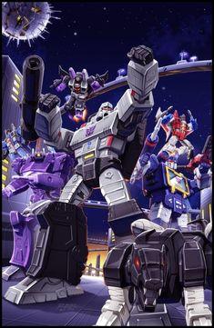 Decepticons Transformers Decepticons, Transformers Characters, Transformers Optimus Prime, Gi Joe, Gundam, Transformer 1, Transformer Tattoo, Transformer Birthday, Transformers Generation 1