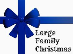 Large Family Christmas {tips and tricks for keep the peace and focus amidst the chaos}   RaisingArrows.net