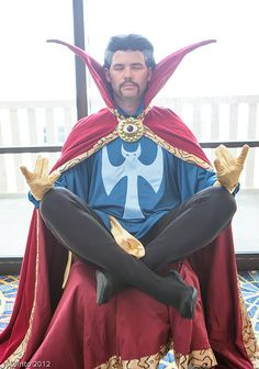 Doctor Strange #Cosplay