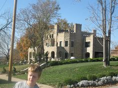 The (Mommy)Kerrie Show: Cool Old Houses in Kansas City