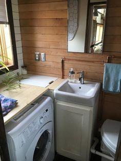 Bathroom - Tanlers Tiny House