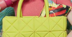 Couture: Faire soi-même un sac cabas matelassé!