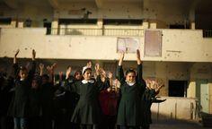 Il reportage di Bianca Senatore dalla Striscia di Gaza sulla formazione degli insegnanti palestinesi per combattere i disturbi da stress post-traumatico