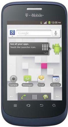 T-Mobile Concord ZTE V768 Prepaid Phone (T-Mobile)