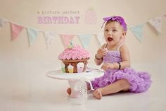 Cake Smash Photography Session! www.charlenelouw.co.za