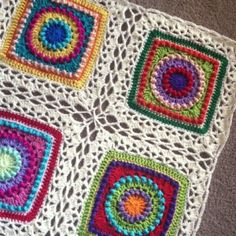 Okay, not knitting, crocheting ~ 12 Great Methods for Joining Crochet Afghan Squares and Blocks! Gotta learn how to crochet