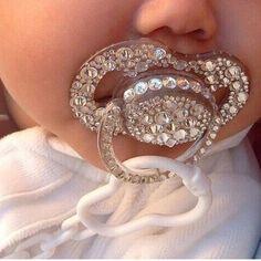 Future baby binky idea!