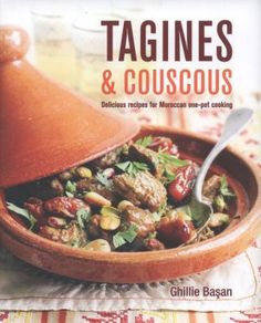 In Ghillie Ba, san's collection of deliciously authentic recipes you will find some of the best-loved classics of the Moroccan kitchen, such as the sumptuous lamb tagine with dates, almonds and pistachios, and the tangy chicken tagine with preserved lemon, green olives and thyme.""