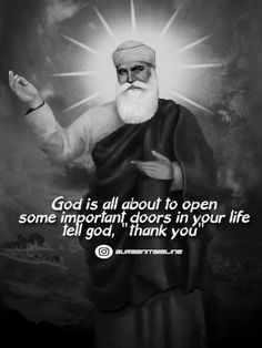 Gurbani Quotes, Life Quotes, Guru Nanak Teachings, Guru Nanak Photo, Shri Guru Granth Sahib, Fancy Suit, Zindagi Quotes, Good Thoughts Quotes, Religious Quotes
