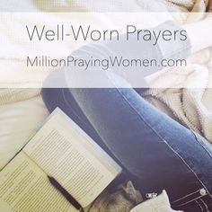 well-worn prayers