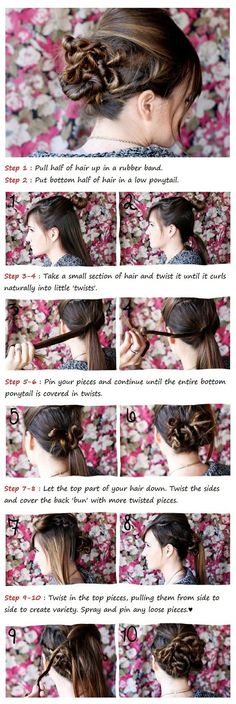 Long Hair Updo wedding Repinned by Moments Photography http://www.MomentPho.com