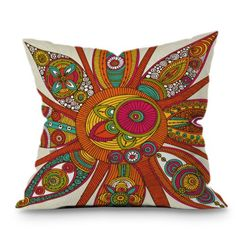 Find it at the Foundary - Valentina Ramos Liora Throw Pillow-This Print is also available on Duvet Covers and Throw Blankets