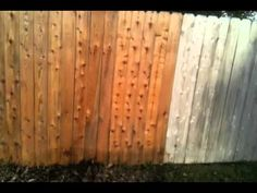 Wood Fence Paint Colors New Fence Or Deck The Best Time