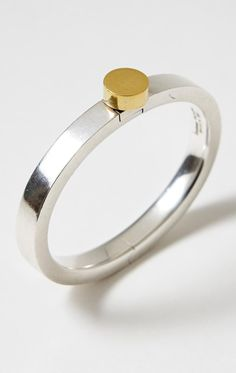 Bracelet, designed by Andreas Michelsen, Denmark. 1970's.