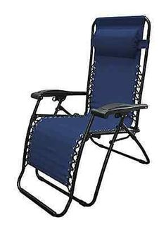 Folding Chair Zero Gravity Outdoor Furniture Lawn Chair Outdoor Recliner  Chair | To Get For RODEOING! | Pinterest | Products