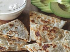 Recipe of the Day: Fajita Quesadillas