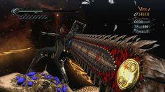 Bayonetta - PlayStation 3 screenshot
