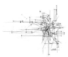 #Khoa_Vu.: 'Scribbles' architektonischer Essenzen