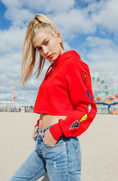 Take a look at Kith's latest collaboration with Power Rangers. The brand has proven it's a streetwear brand with both hype and heart. See the full look book featuring Hailey Baldwin.