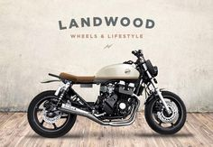 Starting a customization project with for my Honda CB 750 Seven-fifty Cafe Racer Honda, Honda Scrambler, Cafe Racer Build, Scrambler Motorcycle, Bobber, Cb750 Cafe, Cafe Racers, Vintage Cafe, Vintage Bikes