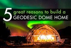5 great reasons to build a geodesic dome home | Inhabitat - Sustainable Design…