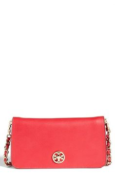 I may have to treat myself to this: Tory Burch 'Adalyn' Clutch available at #Nordstrom $325