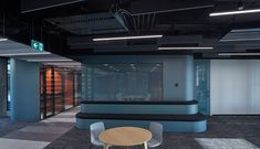 LIVESPORT – Offices Like A Machine Driven By Pilots - Picture gallery 1 Office Interior Design, Office Interiors, Pilots, Prague, Boutiques, Offices, Gallery, Boutique Stores, Roof Rack