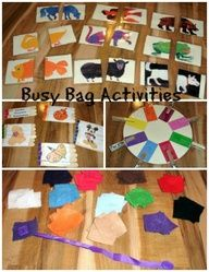 Busy Bag Activities for 2 year olds
