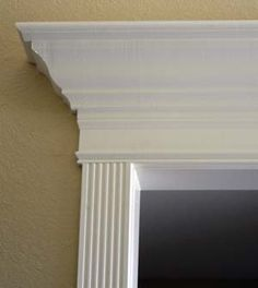 Ordinaire Crown Molding | Crown Molding Door Molding, Crown Moldings, Moldings And  Trim, Wood