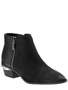 Hello, stud.... and thank u 40% off coupon from Piperlime! Circus by Sam Edelman Holt bootie| Piperlime