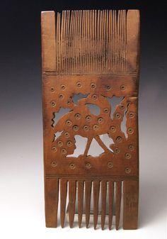 A fine Egyptian Coptic Comb, ca 5th - 6th century AD