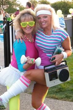 Totally 80's!