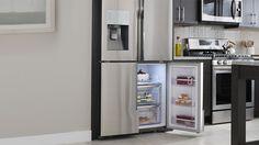 Samsung 4-Door Flex Refrigerator