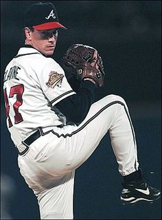 One of my favorite braves, soon to be hall of famer, tom glavine. #rebuildingmylife