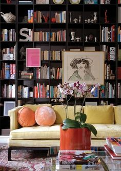 Layering Bookcases