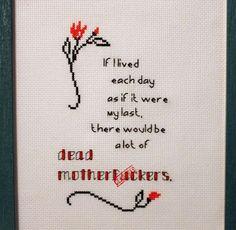 MATURE: Dead Motherf