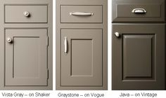Pull Knobs For Kitchen Cabinets Renovating A Cabinet Hardware Cup Pulls On The Drawers Is Must Home Bath Cabinetry Advice Design Blog By Lakeville Fav Middle Shade Right Knob Placement